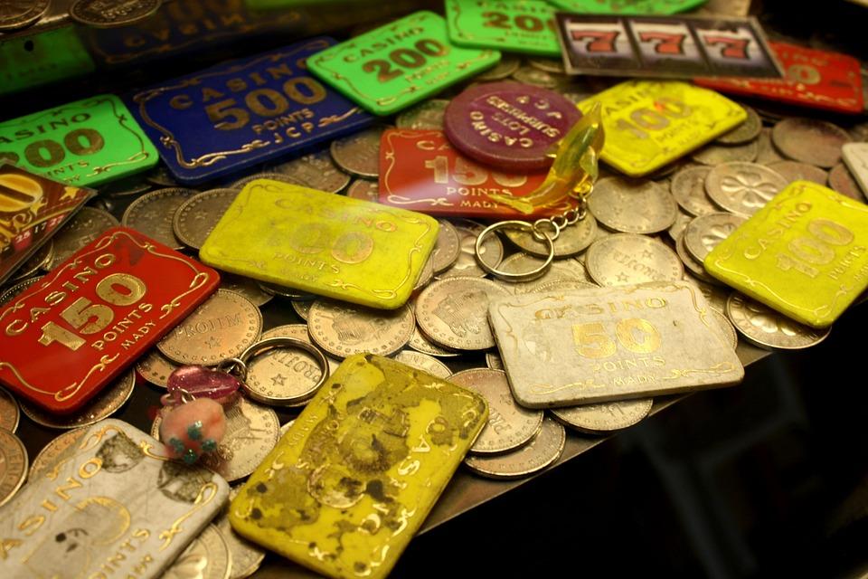 Super Photo gratuite: Jetons, Jeux, Fête Foraine - Image gratuite sur  GQ08