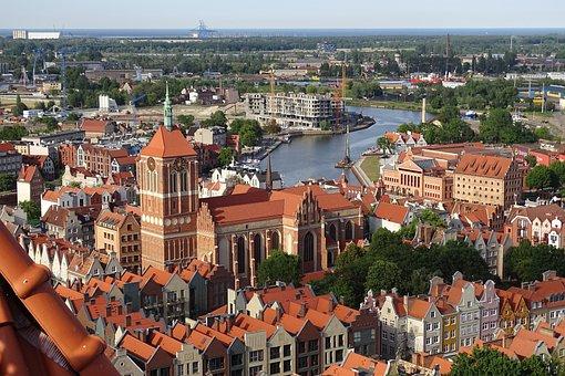 Polen, Gdansk, Kyrka