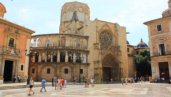 Cattedrale, Valenza, Spagna