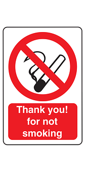 No Smoking Tobacco No Smoking Cigarette Sm