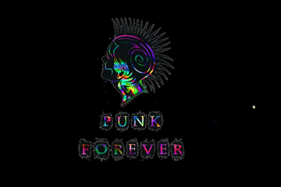 Punk Mohawk Hair - Free image on Pixabay
