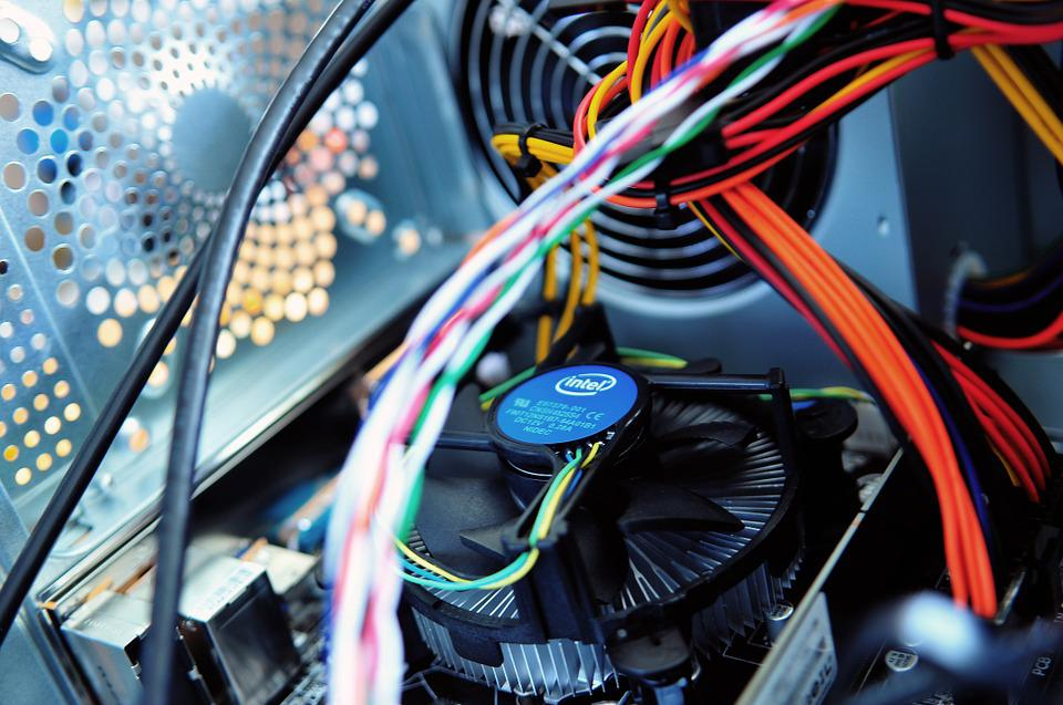 Computer Fan Wires · Free photo on Pixabay