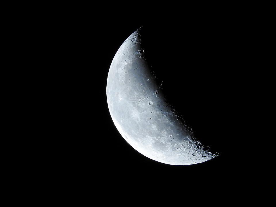 Free photo Moon Crescent Crescent Moon Free Image on Pixabay