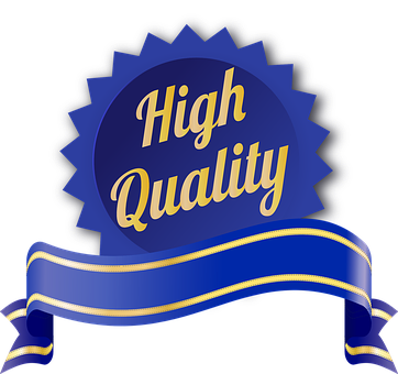 Seal of approval of high quality for 37 highly effective SEO tips for bloggers