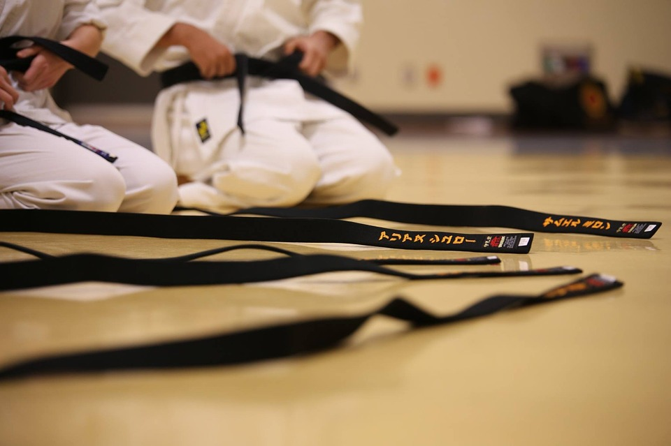 Black Belt, Karate, Traditional, Passage