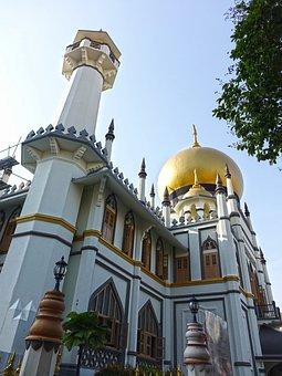 Singapur Sultn Mezquita