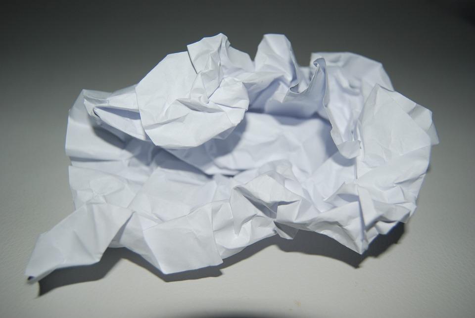 Tissue Paper In Toilet