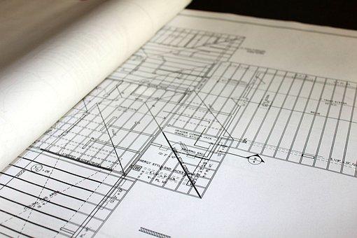 Blueprints, House Plans, Architecture