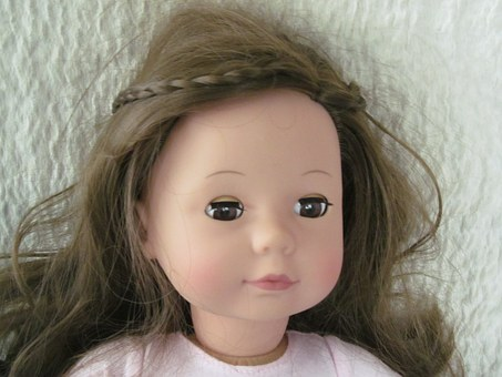 Doll, Girl, Toys, Face, Head, Dolls Head