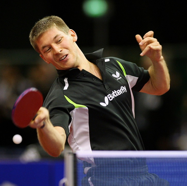 Bastian Steger, Tischtennis, Spieler, Athlet, Deutsch