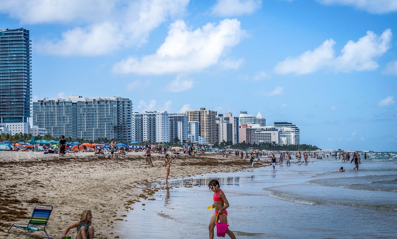 Майами фото с пляжами