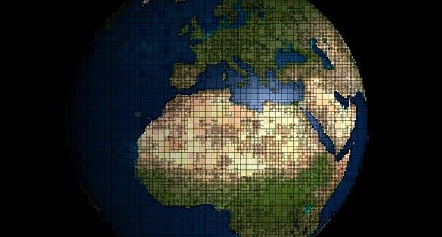 Globe, Earth, World, Globalization