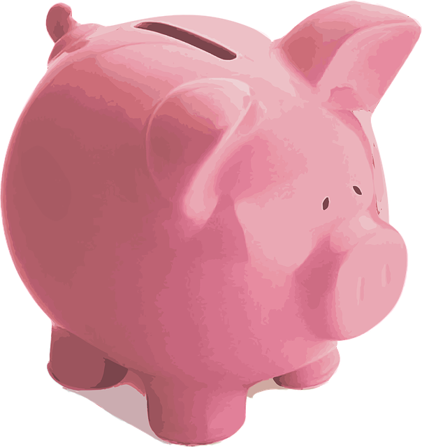 Pig Piggy Bank Pink 183 Free Vector Graphic On Pixabay