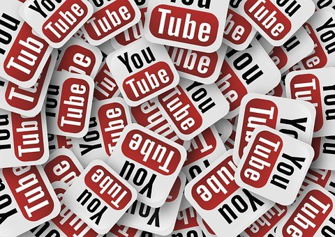 You Tube, Icon, Play Button, Logo, Red