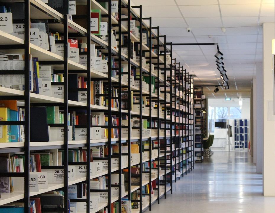 Resultado de imagen de biblioteca universitaria