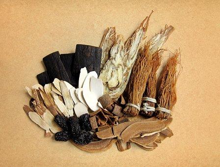 繁体字中国語, 漢方薬, 薬効があるハーブ, 伝統的です, 華佗, 人参, クコ