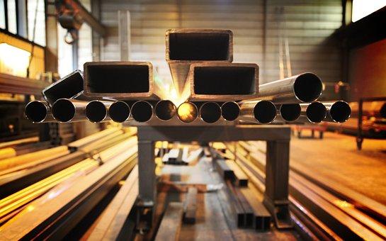 チューブ, 鋼, 金属, ステンレス鋼, ワーク ショップ, バー, 鉄, 冶金