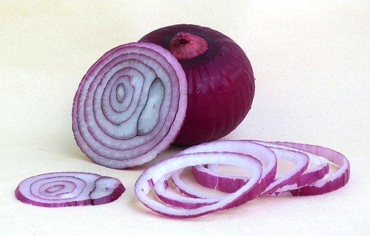 Onion, Chopped Onion, Red Onion, Onion