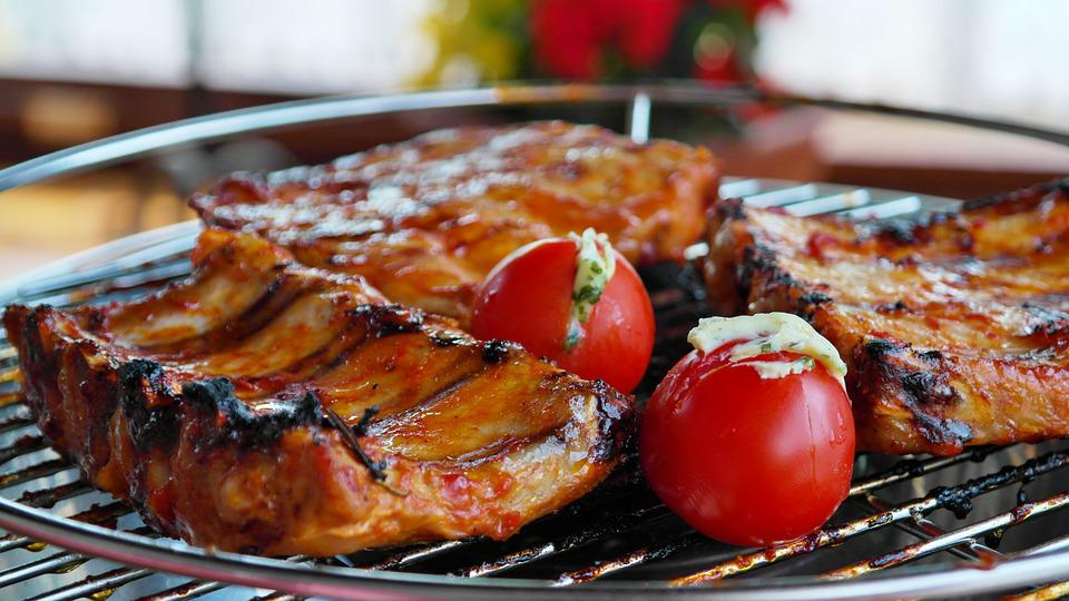 spare ribs grill bbq 183 free photo on pixabay