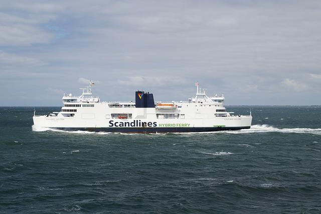 Færge Skib Dansk · Gratis foto på Pixabay