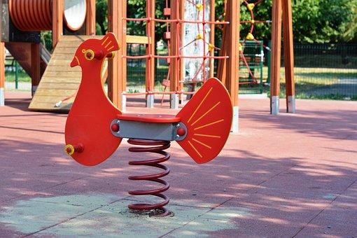Parque Infantil, Cuerda De Escalada