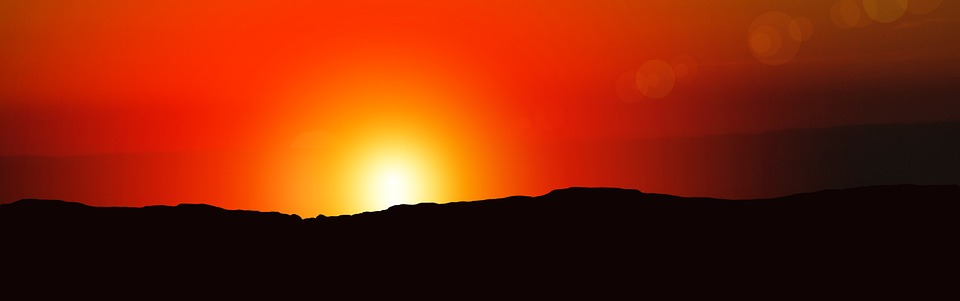 free illustration  banner  header  sunrise  sunset - free image on pixabay