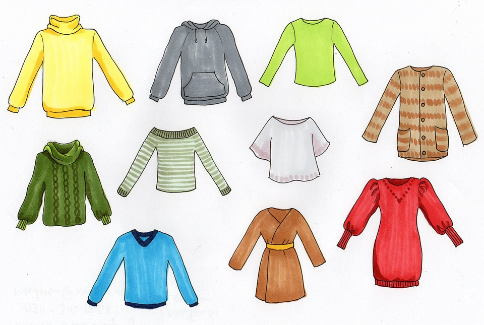 Moda Prendas De Vestir Sueter · Imagen Gratis En Pixabay