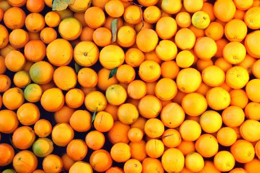 Food, Oranges, Farm, Fresh, Healthy