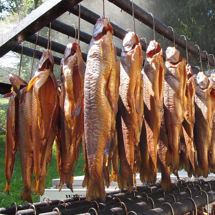 Kalan Suolaus Vedessä