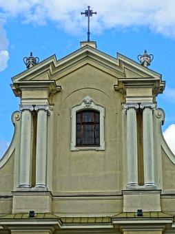 Bydgoszcz, Saint Nicholas, Poland, Gable