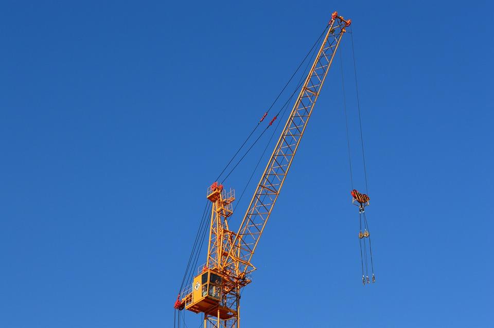Foto gratis gru costruzione alloggio immagine gratis for Ispezione a casa su nuova costruzione