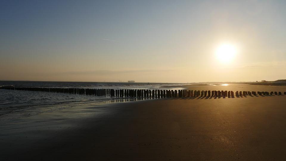 Guten Morgen Strand Meer Kostenloses Foto Auf Pixabay
