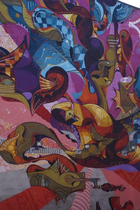 Kunst Gemälde Modern kunst gemälde modern kostenloses foto auf pixabay
