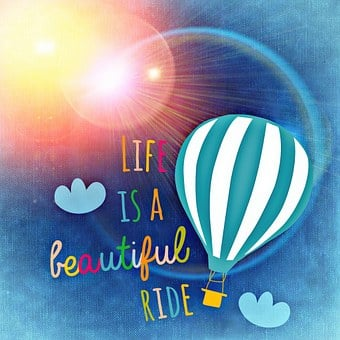 Η Ζωή Είναι ΌμοÏφη, ΘάÏÏÎ¿Ï', ΧαÏά