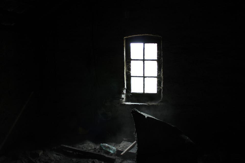 Dark Day Window
