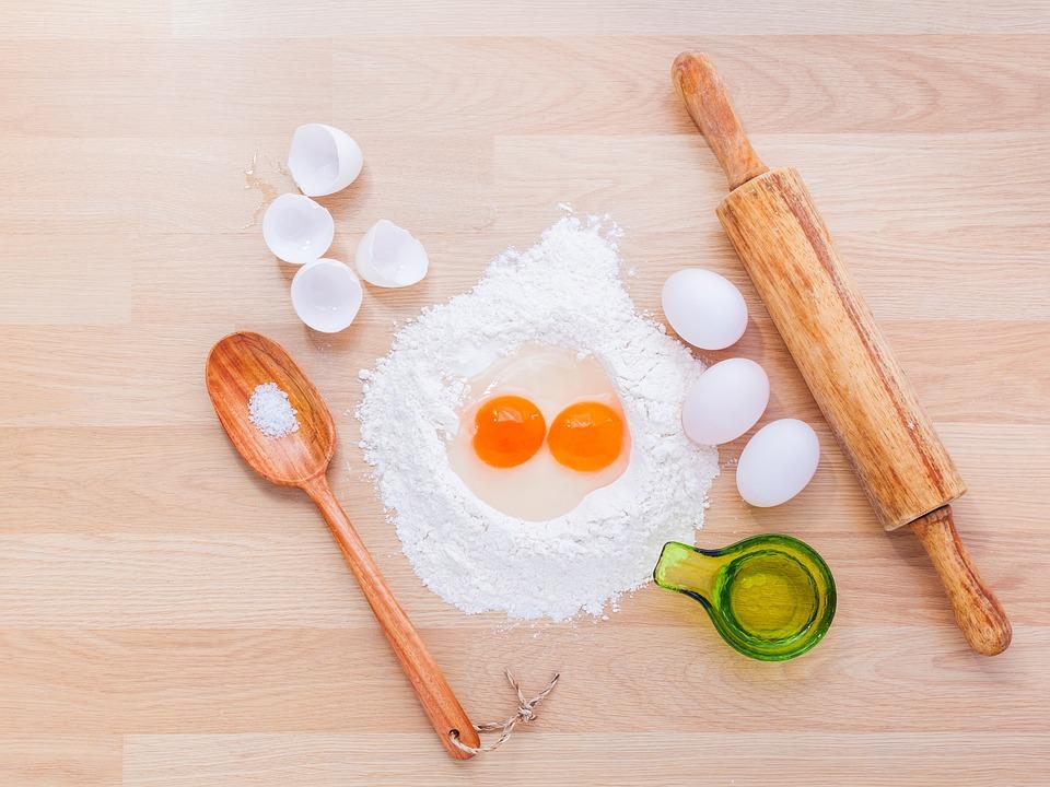 Free Photo Background Baker Baking Bread Image