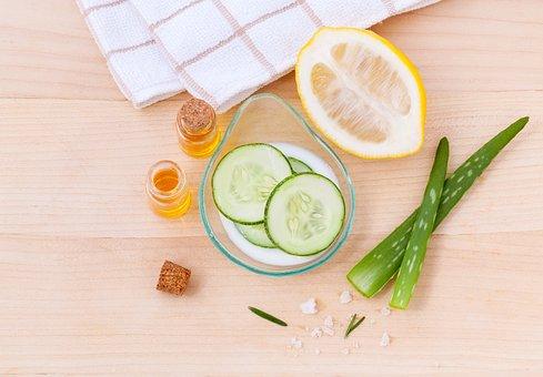Toner Skin Skincare Cooling Facial Slice N
