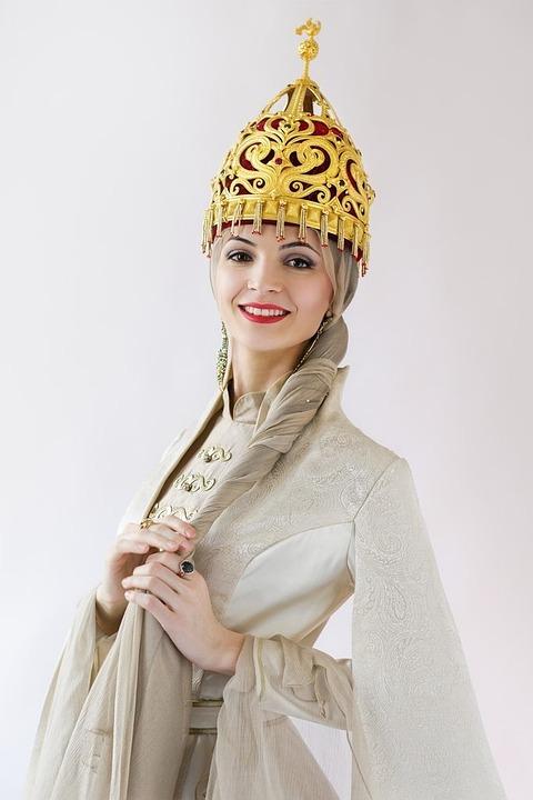 Bella Kukan, Miss Circassian, Model, Woman, Female