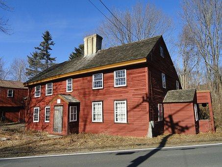 Benjamin, Abbot, House, Andover