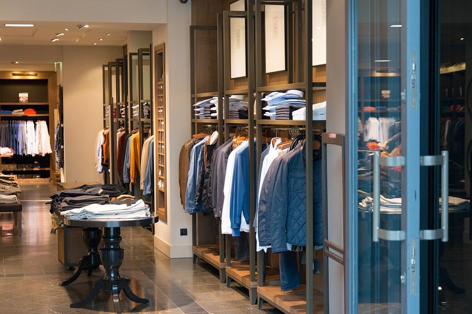 Tienda Ropa Centro Comercial - Foto gratis en Pixabay