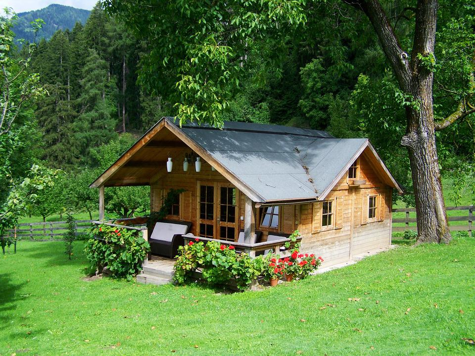Delightful Small Wooden House Tiny House Architecture