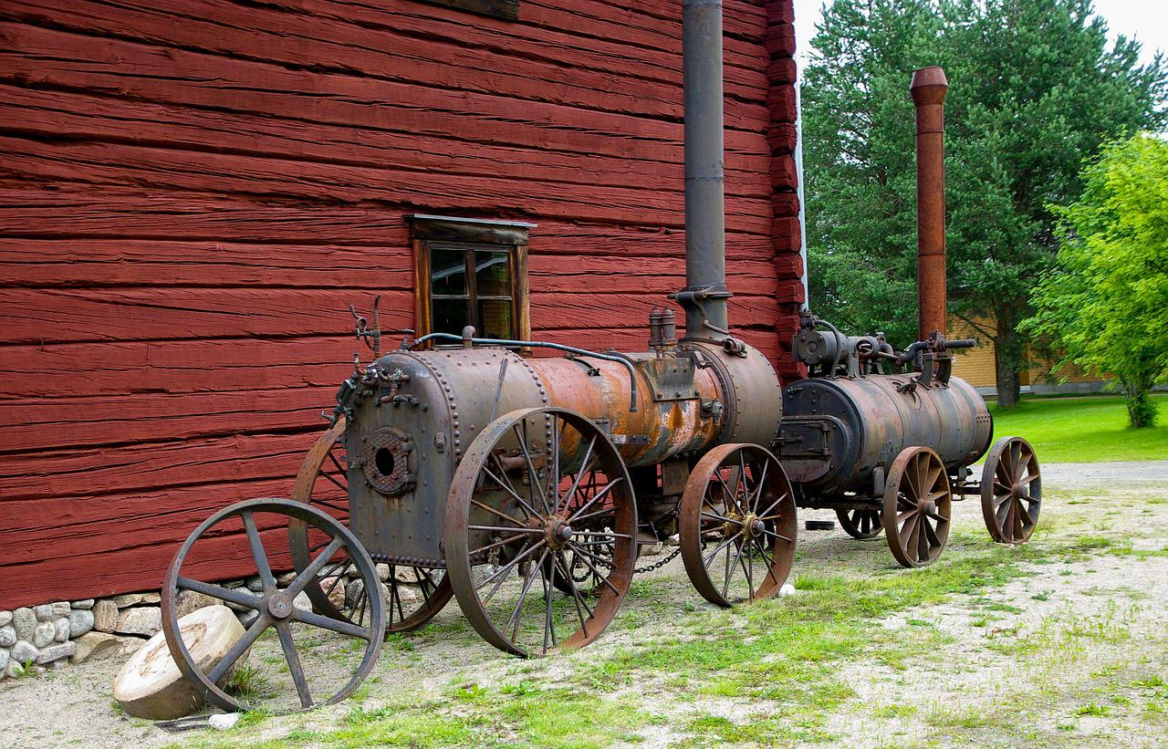 Free steam engine photos