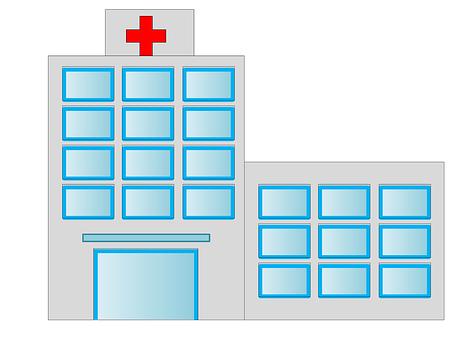 91  Gambar Kartun Rumah Sakit Terlihat Keren