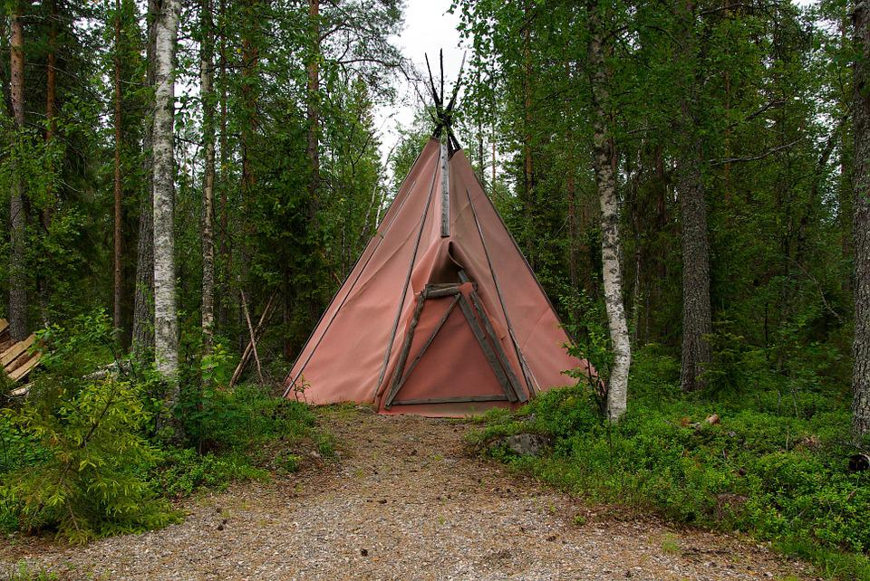 Finland Forest Tent & Free photo: Finland Forest Tent - Free Image on Pixabay - 909266