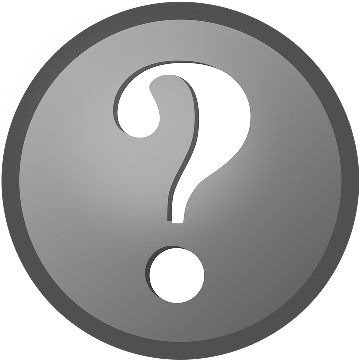 Question Mark Icon Symbol Free Vector Graphic On Pixabay
