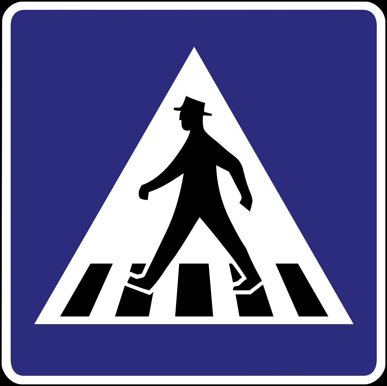 Дорожные знаки картинки знак пешеходный переход
