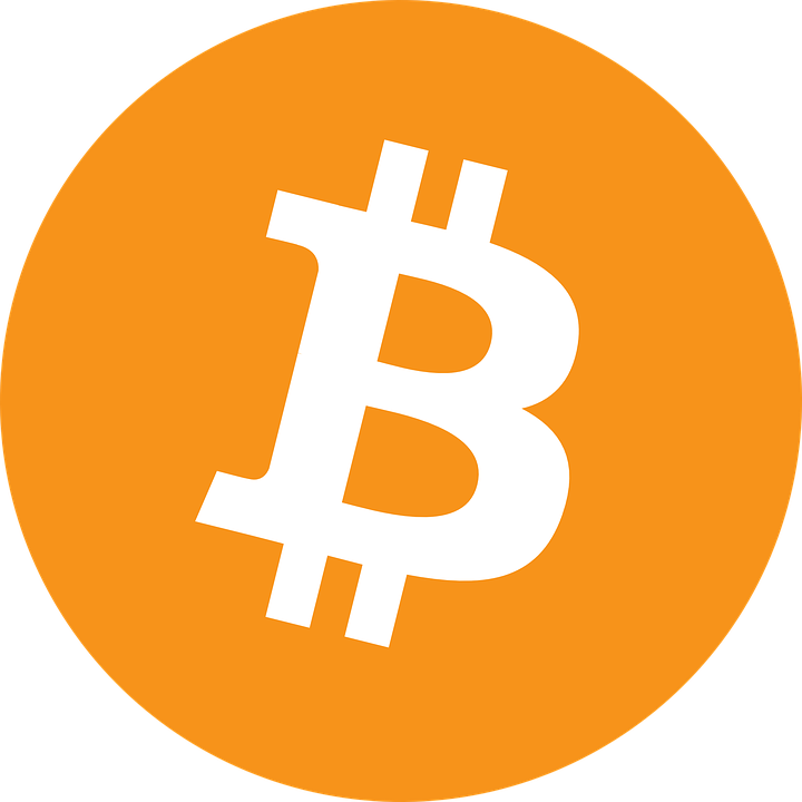 Bitcoin Logo Digital Money Currency Symbol