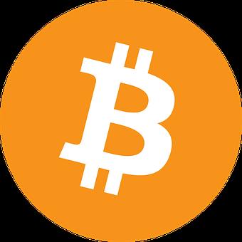 Bitcoin, Logo, Digital, Money, Currency