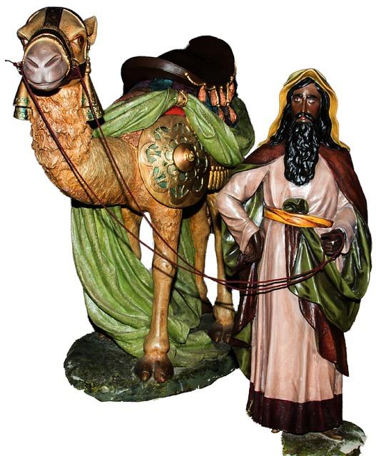 Heilige Drei Könige Schwarz
