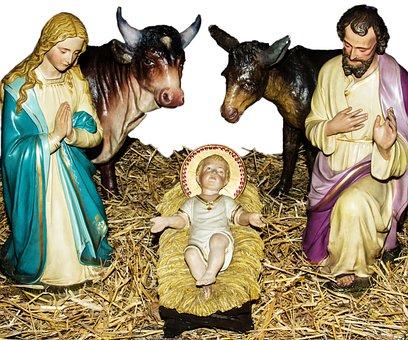 Lit D'Enfant, Noël, Veille De Noël